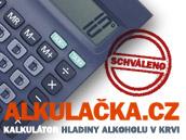 Alkalkula�ka - kalkul�tor hladiny alkoholu v krvi