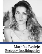 Mark�ta Pavleje - recepty foodblogerky