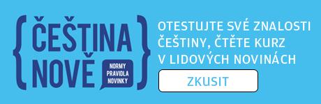 Kurz češtiny v LN