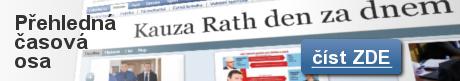 David Rath - časová linka