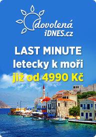 Dovolená.iDNES.cz - Last minute